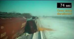 Broken Axle Set  Equals  Disaster !