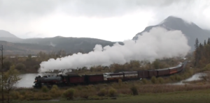 Canadian Pacific #2816 Empress In Fall