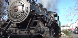 New Hope & Ivyland Railroad #40 Steams Ahead!