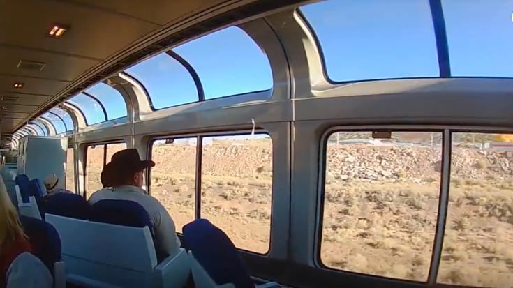 Got 25 Minutes? Amtrak Southwest Chief Journey! | Train Fanatics Videos