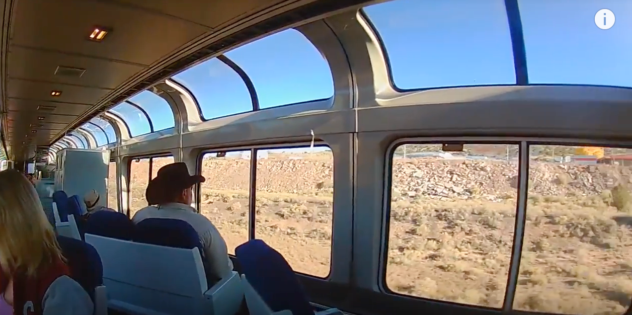 Amtrak Southwest Chief Superliner Roomette Review: Chicago
