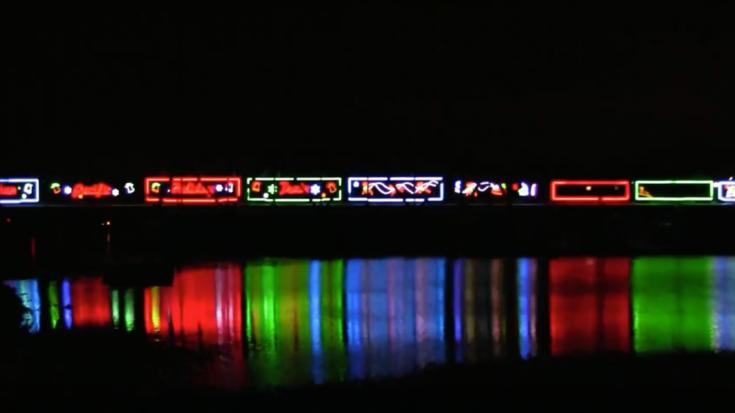 Canadian Pacific Christmas Train | Train Fanatics Videos