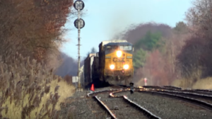 4K All The Way On CSX Freight!