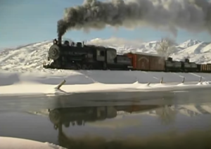 Burrrrr, Heber Valley Railroad In Winter!