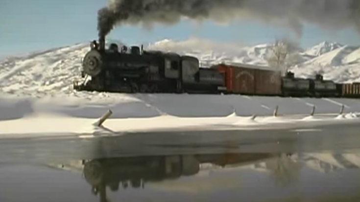 Burrrrr, Heber Valley Railroad In Winter! | Train Fanatics Videos