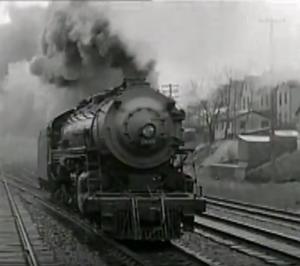 The Lackawanna #1603 Was Big News Back In 1929!