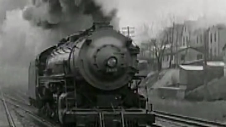 The Lackawanna #1603 Was Big News Back In 1929! | Train Fanatics Videos