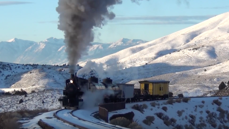 Virginia & Truckee Built To Serve The Comstock Lode! | Train Fanatics Videos