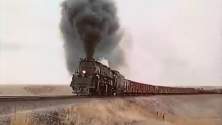 Big Boy Back In The Day! | Train Fanatics Videos