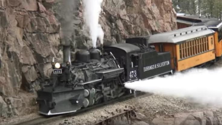 Durango & Silverton Dead Of Winter! | Train Fanatics Videos