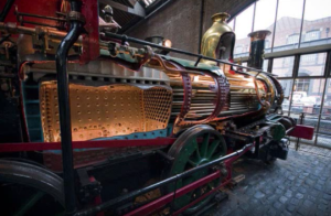 Back To Basics ! How A Steam Locomotive Works!