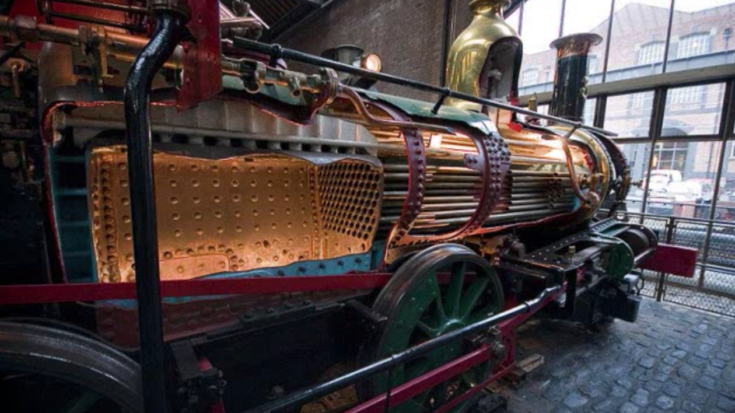 Back To Basics ! How A Steam Locomotive Works! | Train Fanatics Videos