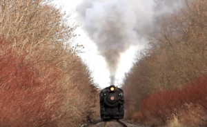 Central New Jersey #113 On The High Iron !