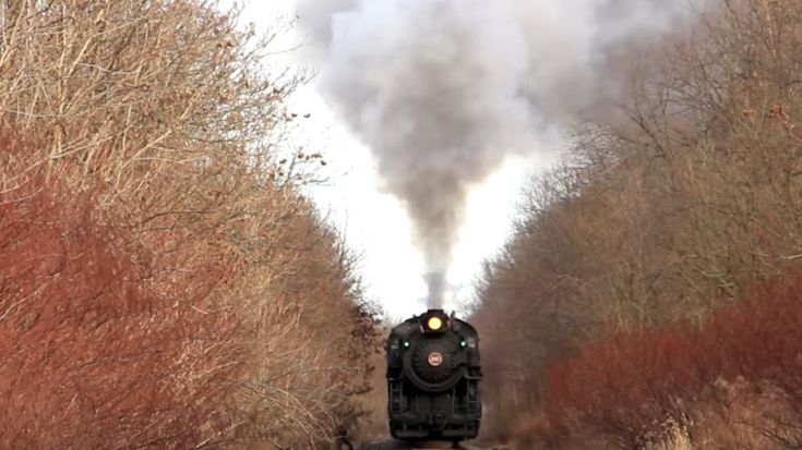 Central New Jersey #113 On The High Iron | Train Fanatics Videos