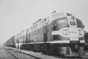 Oldschool Stuff – 1954 Freight Train A-Z