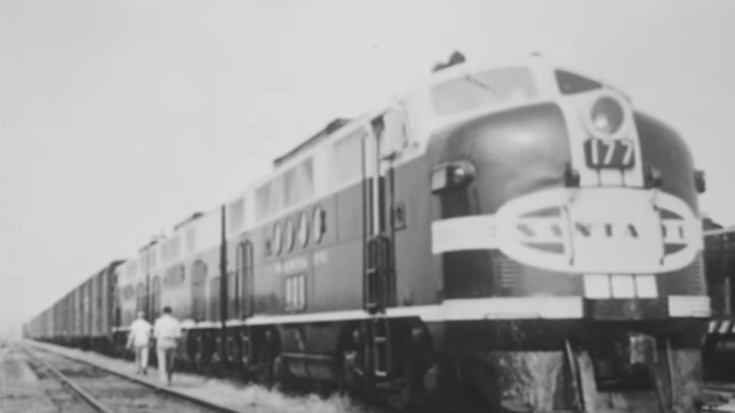 Oldschool Stuff – 1954 Freight Train A-Z | Train Fanatics Videos
