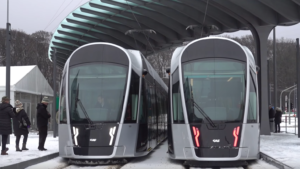 Can A Tram Train Really Be This Sexy?
