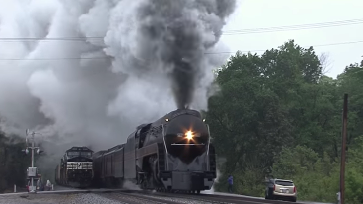 Ready For N&W J-611 ? | Train Fanatics Videos