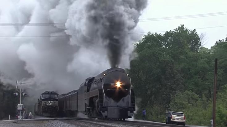 Ready For N&W J-611 ?   Train Fanatics Videos