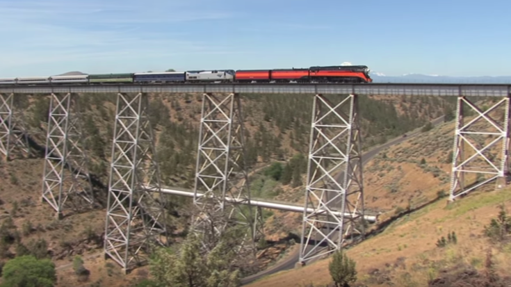 SP 4449 Epic Excursion! | Train Fanatics Videos