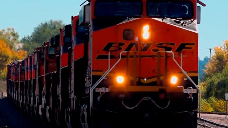 Power, Power And More Power | Train Fanatics Videos