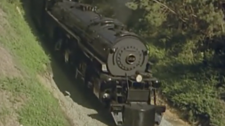 Norfolk And Western's #1218 In Her Heyday!