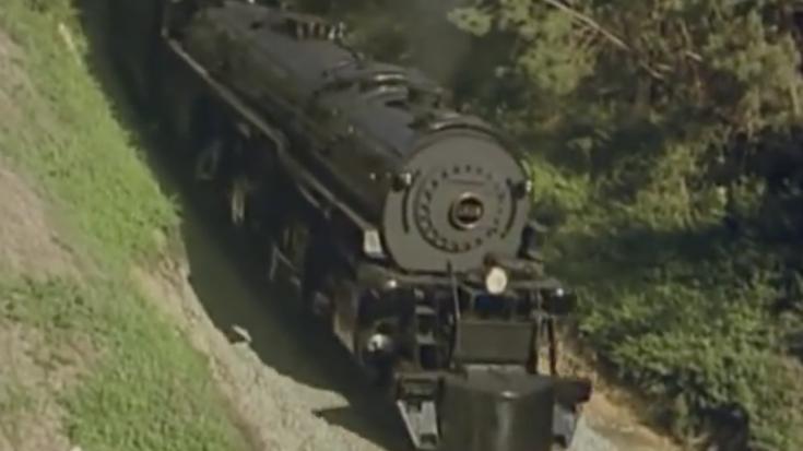 Norfolk And Western's #1218 In Her Heyday | Train Fanatics Videos