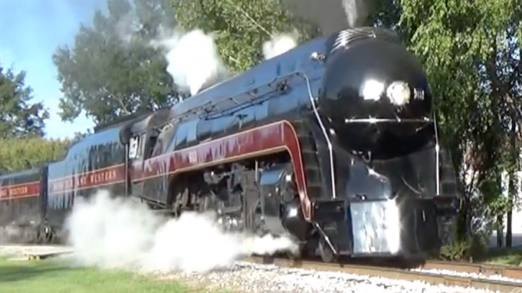 Norfolk & Western  611 | Train Fanatics Videos