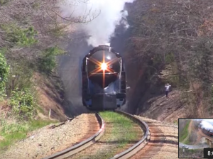 Norfolk & Western's J- 611  Black Beauty!