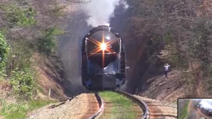 Norfolk & Western's J- 611  Black Beauty! | Train Fanatics Videos