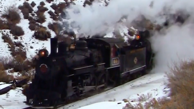 The Nevada Northern Double Header! | Train Fanatics Videos