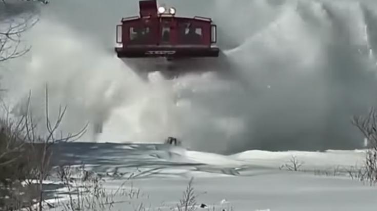Snow On The Tracks ! | Train Fanatics Videos