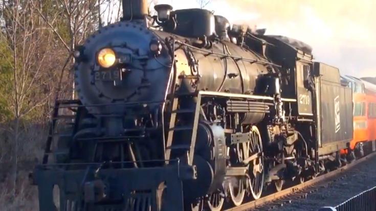 SOO Lines # 2719 Last Hoorah! | Train Fanatics Videos