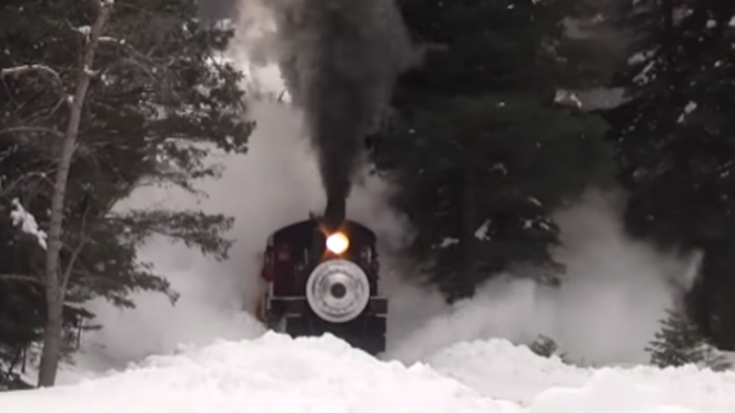 Southern Pacific #18 Working Hard! | Train Fanatics Videos