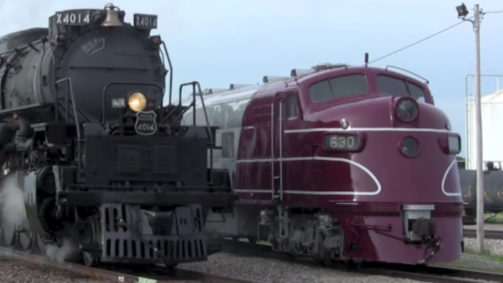 Big Boy #4014 – Touring The UP System