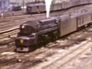 Pennsylvania Railroads' T1 Class Locomotive