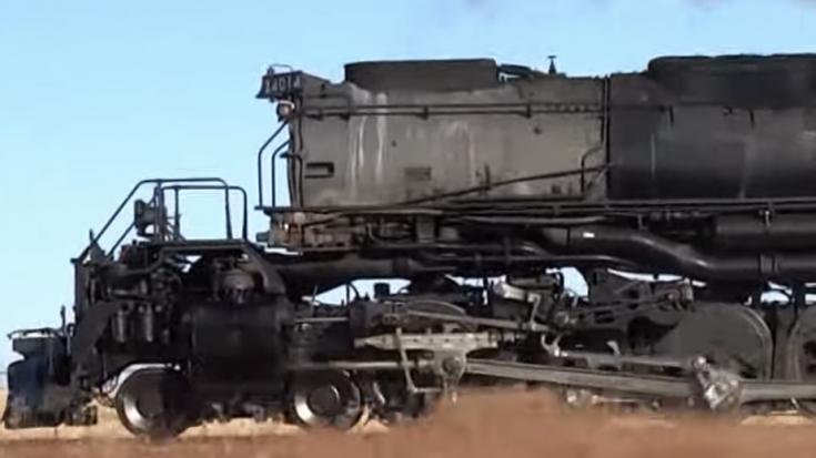 Pacing Big Boy #4014 In Colorado | Train Fanatics Videos