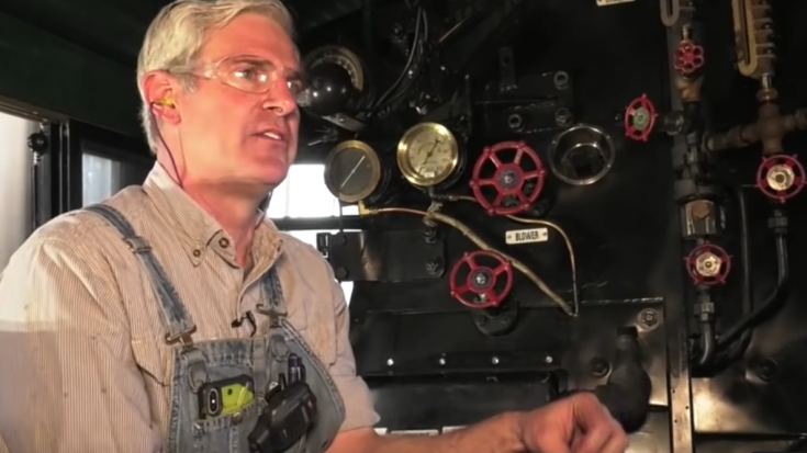 Engineer Ed Dickens Talks Big Boy# 4014 | Train Fanatics Videos