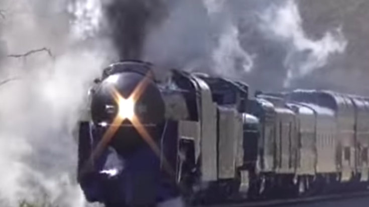N & W J Class #611 Blue Ridge Special | Train Fanatics Videos