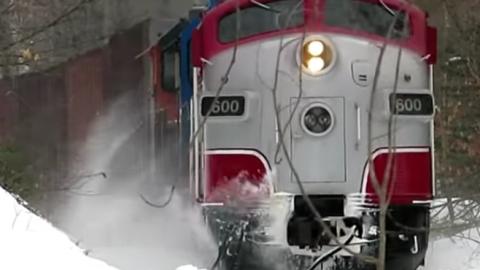 Restored EMD Hauling Revenue | Train Fanatics Videos