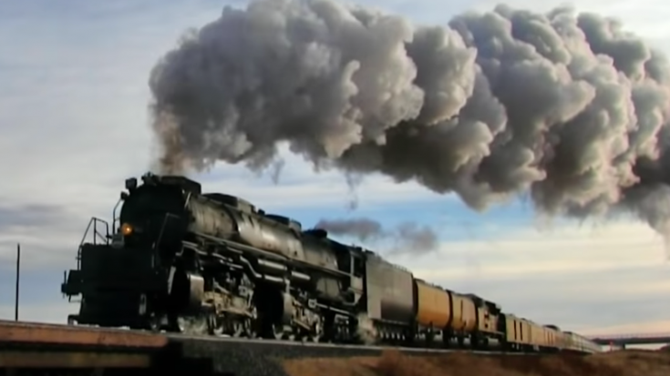 Big Boy #4014 Morning Departure | Train Fanatics Videos