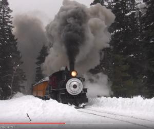 SP #18 On The Durango & Silverton Narrow Gauge Railroad