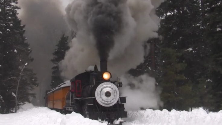 SP #18 On The Durango & Silverton Narrow Gauge Railroad | Train Fanatics Videos