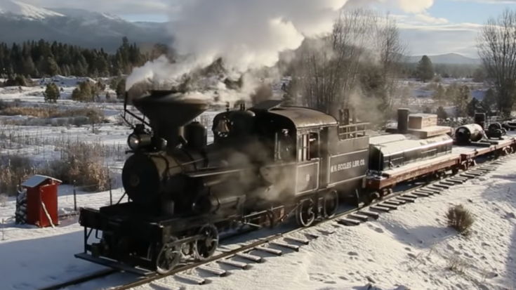 Sumpter Valley Railroad Steam | Train Fanatics Videos