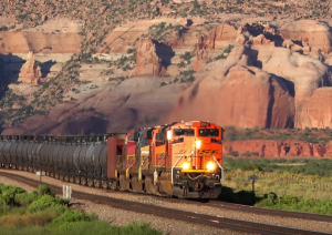 BNSF Freight Action In New Mexico