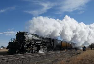 Union Pacific Big Boy #4014 Colorado Run