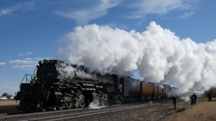 Union Pacific Big Boy #4014 Colorado Run | Train Fanatics Videos