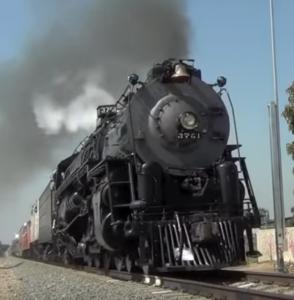 Pacing Santa Fe 3751 Surprises Commuters