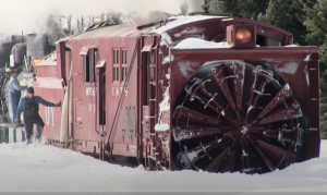 Rotary OY On The Cumbres & Toltec RR