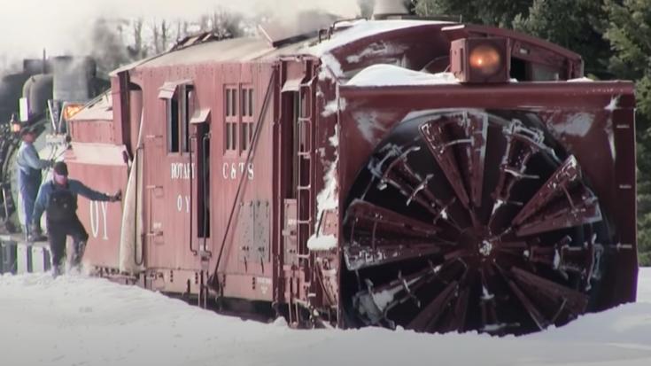 Rotary OY On The Cumbres & Toltec RR   Train Fanatics Videos